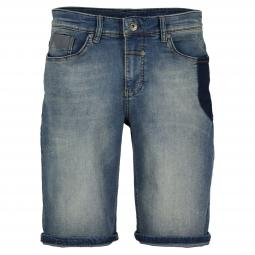 Bermuda in Jog Denim