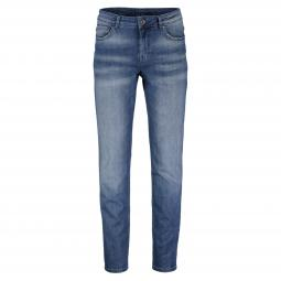 Jeans 'Clay' in Used-Optik