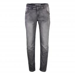 Hose 'Clay' in Relax-Denim