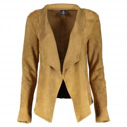 LERROS Blazer in Leder-Optik