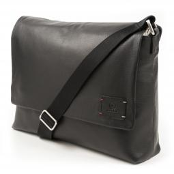 Messenger Bag aus feinstem Leder