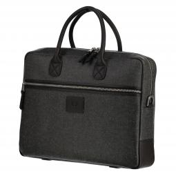 Office Bag in Filz-Optik