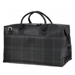 Weekender in Plaid-Optik