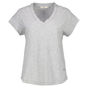 DRANELLA T-Shirt 'Gorsi' LIGHT GREY MEL | L