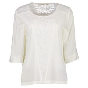 DRANELLA Bluse 'Internal' MISTY WHITE | 38