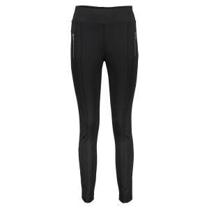 b.young Leggings 'Regine' BLACK MELANGE | L