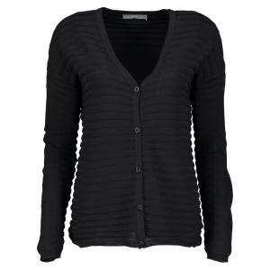 b.young Strickjacke 'Milany' BLACK MELANGE | L