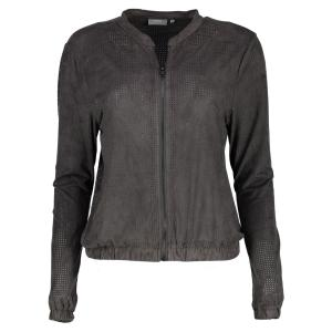 b.young Jacke 'Darling' ASPHALT | 36