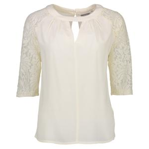 b.young Bluse 'Fachi' ANTIQUE WHITE | 42
