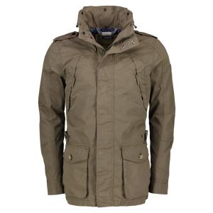 Fieldjacket in Wax-Cotton
