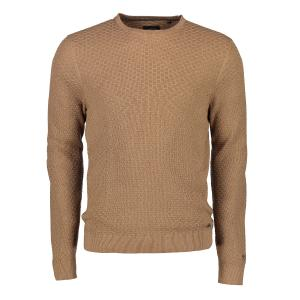 Strick-Sweater COGNAC | 5XL