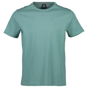 Klassisches Basic T-Shirt MINERAL GREEN | M