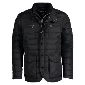 Funktionale Steppjacke BLACK | XXL