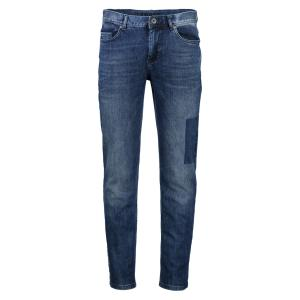 Jeans in Used-Optik NAVY | 36 | 32