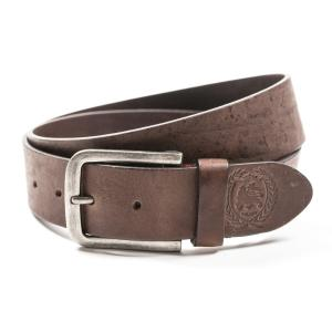 LERROS Gürtel 'BRENDON' DARK BROWN | 100