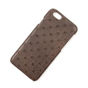 LERROS iPhone Cover 'HARRY' DARK BROWN | PCK