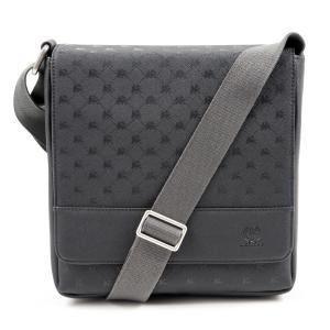 Kleine Messenger Bag DARK ANTHRACITE | PCK