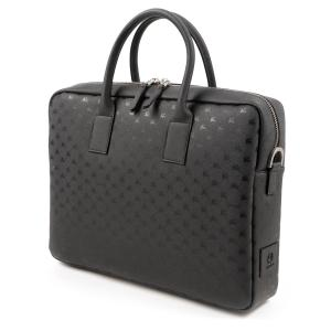 Kleine Office Bag DARK ANTHRACITE | PCK