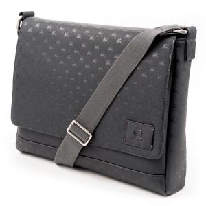 Messenger Bag DARK ANTHRACITE | PCK