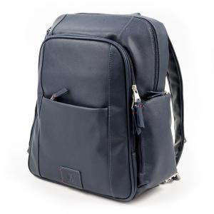 Rucksack in modernem Design BLUE | PCK