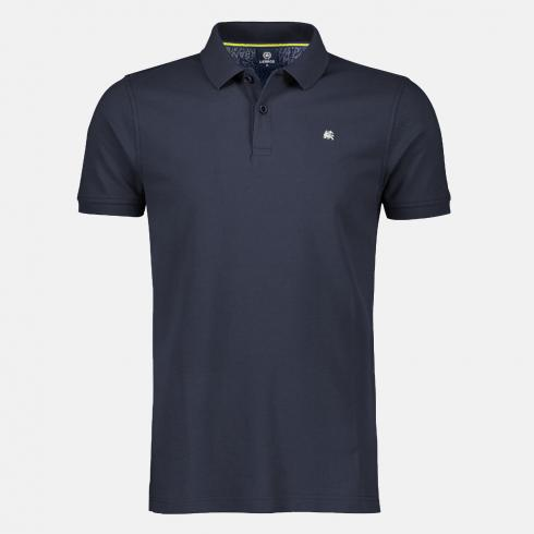 Basic Poloshirt NIGHT BLUE | XXXL