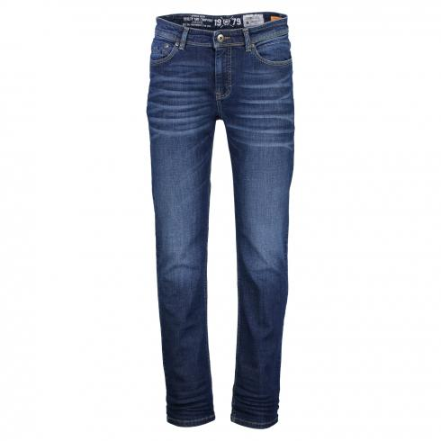 Stretch-Jeans REAL BLUE WASHED | 30 | 30
