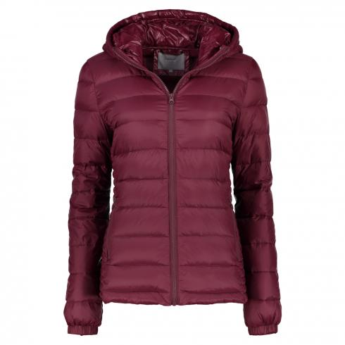 byoung Jacke 'Ibico' RED WINE | 36