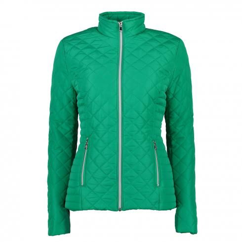Leichte Steppjacke 'Amanda' FRESH GREEN | 44