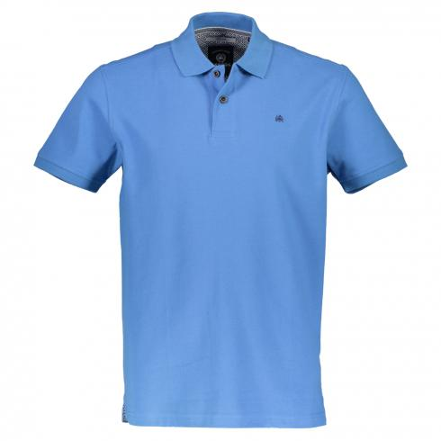 LERROS Poloshirt LIGHT BLUE | M
