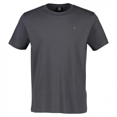 Klassisches Basic T-Shirt CEMENT GREY | M