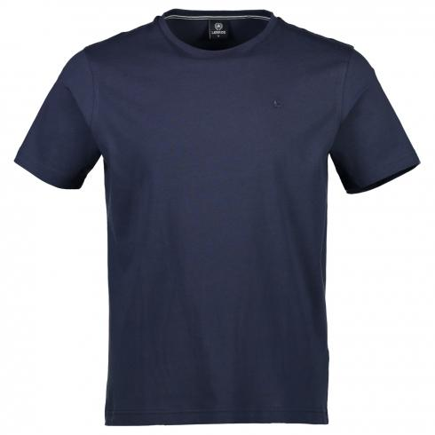 Klassisches Basic T-Shirt NAUTIC BLUE | M