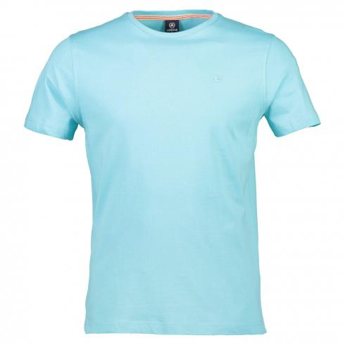 Klassisches Basic T-Shirt LIGHT BLUE | L