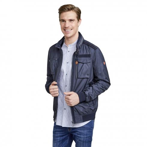 funktionaler Outdoorblouson NAVY | L