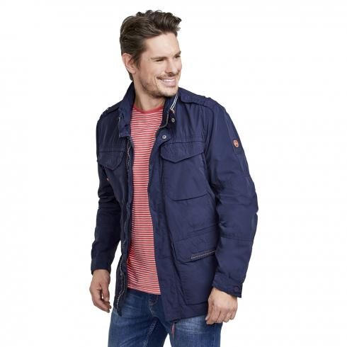 funktionale Outdoorjacke NAVY | XXL