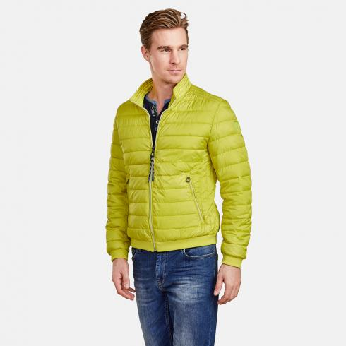 Wattierter Blouson GOLDEN YELLOW | S