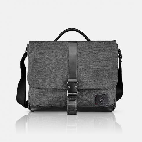Basic Messenger Bag GREY | PCK
