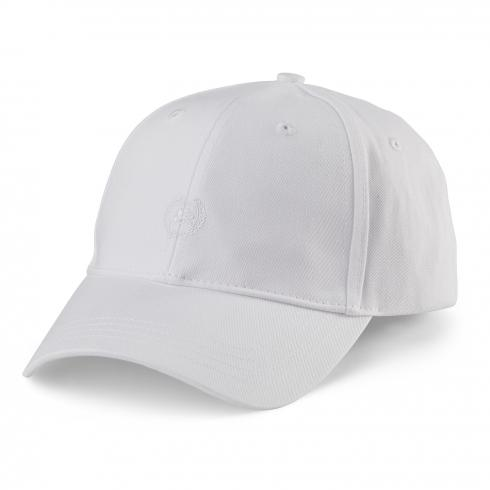 Klassische Basecap WHITE | PCK