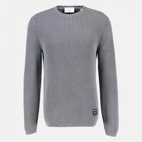 Strickpullover Stone-Washed