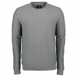 Sweatshirt in Strukturware