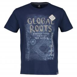 T-Shirt 'Global Roots'